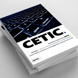 Temario CETIC 2020 Oposiciones TIC CETIC