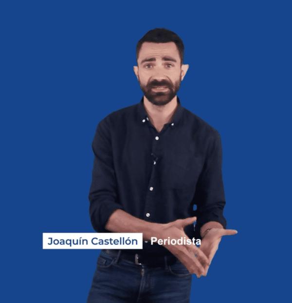 Joaquín Castellón CETIC Oposiciones