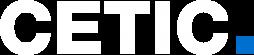Logo CETIC Blanco